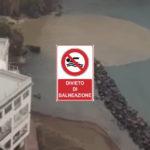 Meta – Purgatorio/ Si parte con un divieto di balneazione: si prospetta un'altra estate di…merda