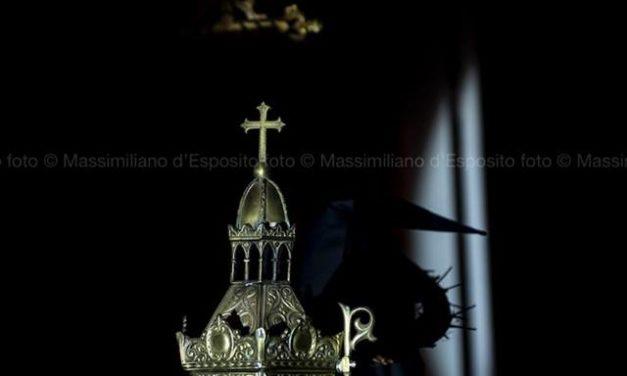 La Quaresima di Giancarlo d'Esposito/ Venerdì Santo a Diego Maria