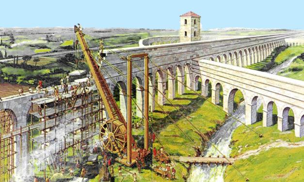 Scacco all'arte con la Prof / Le tecniche costruttive dei Romani