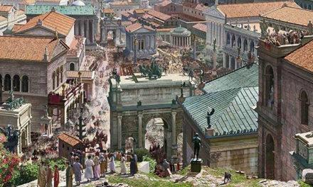 Scacco all'Arte con la Prof / L'urbanistica romana