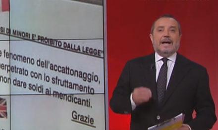 Sorrento/ Basta elemosina ai questuanti: la battaglia di Francesco Gargiulo finisce ad Uno Mattina (VIDEO)