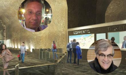 """Sorrento/ """"Siamo sicuri che il percorso meccanizzato migliori la Città?"""": il quesito dell'avvocato Gianni Pane e la replica del Professor Raffaele Attardi"""