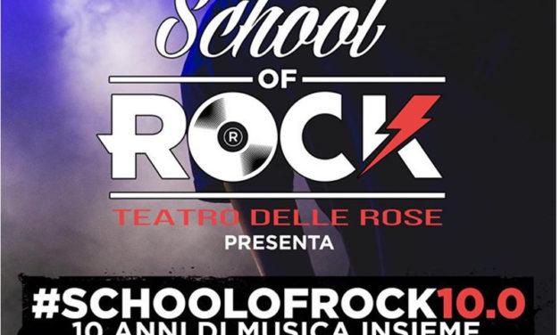 Penisola sorrentina/ Oggi e domani la School of Rock di scena al Teatro delle Rose