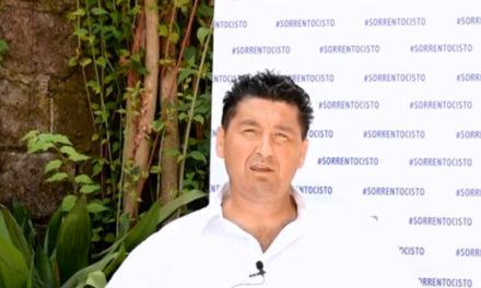 """Sorrento/ """"Pronto a dialogare con tutti"""": le prime parole da candidato Sindaco di Mario Gargiulo"""