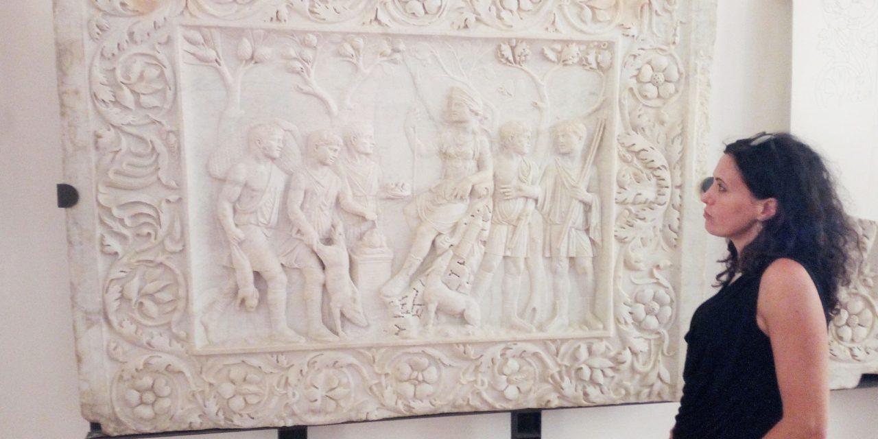 Scacco all'Arte con la Prof / Arte romana: i monumenti trionfali e il rilievo storico celebrativo