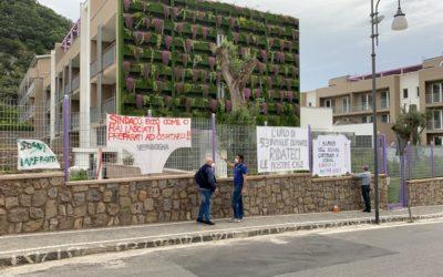 Sant'Agnello / Tensione Housing Sociale, le famiglie rompono il silenzio e manifestano