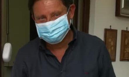 """Emergenza Covid/ """"La situazione sanitaria è complicata"""": il Sindaco Sagristani lancia il mayday"""