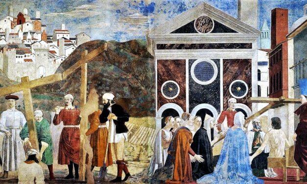 Scacco all'Arte / Piero della Francesca