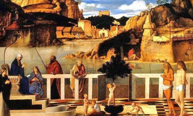 Scacco all'Arte / Giovanni Bellini
