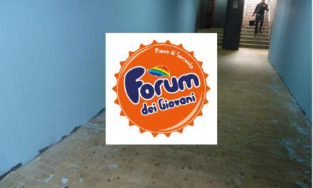 """Piano di Sorrento – Raid alla stazione/ La proposta del Forum: """"Mani colorate per coprire l'atto vandalico"""""""
