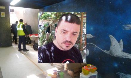 """""""Show inutile. Le stazioni restano zone franche e non hanno preso i vandali"""", l'intervento di Guarracino (Casapound) sulla """"farsa"""" del murales"""