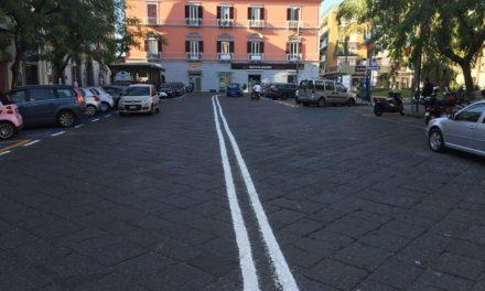 Piano di Sorrento/ Domani Piazza Cota chiusa a metà