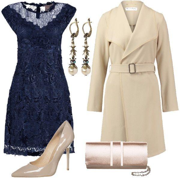 Accessori per abito da cerimonia blu – Abiti alla moda cc475a21eeb