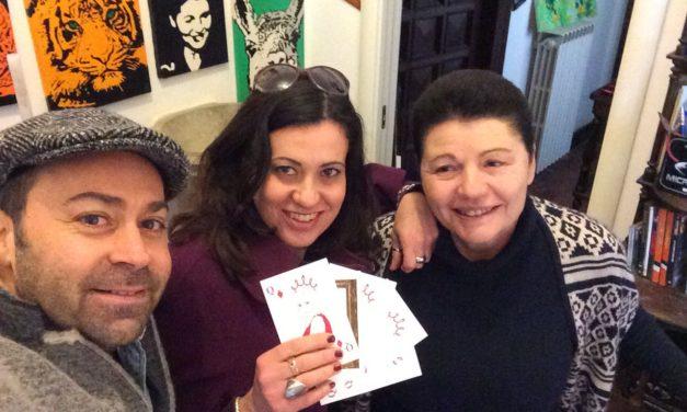 Regina di Quadri / Una carta per … Orsola Tramontano (video)