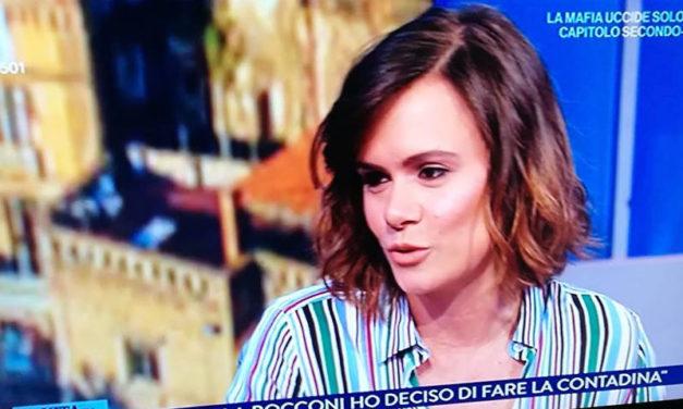 Penisola sorrentina/ Dal Talepiano a RAI 1 la favola di Valentina Stinga