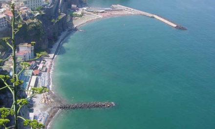 Meta/ Torna la balneabilità alla spiaggia del Purgatorio