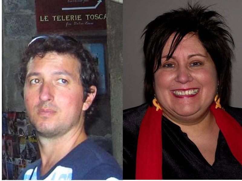 """Penisola sorrentina/ """"Ale vive, Angie vive"""": le toccanti parole di Mariolina Costagliola nel ricordo di Alessandro Schisano ed Angie Cafiero"""