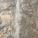 Meta/ Le incredibili immagini della Cascata dell'Alimuri, inviateci da un lettore (VIDEO)