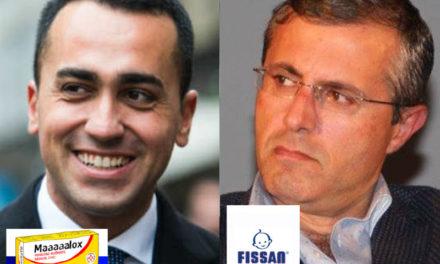 L'opinione del Presidente/ Chiediamo scusa a Peppe Tito il suo Fissan è meglio del Malox di Gigino Di Maio
