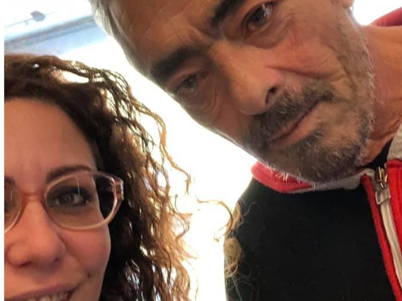 """Penisola sorrentina/ """"Ciao Francesco, che il Padreterno ti assista, noi non ne siamo stati capaci"""": il commovente saluto di Teresa Cacace, dopo la chiusura del Centro d'Igiene Mentale"""