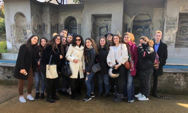 Villa Fondi: la mostra multimediale e le proposte dei giovani studenti