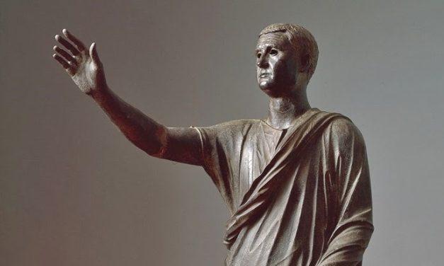Scacco all'Arte con la Prof / La scultura etrusca