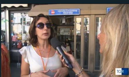 """Penisola sorrentina – Caos EAV/ """"In Penisola smettiamola di fare i """"salottieri"""" e facciamo sentire la nostra voce: ieri a Napoli eravamo solo in due"""": Anna Iaccarino prova a suonare la carica"""