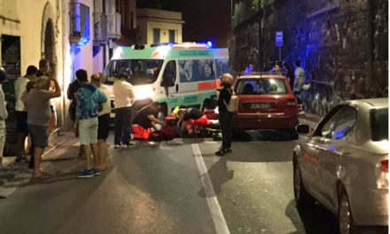 Sorrento/ Ancora un incidente in località Sottomonte