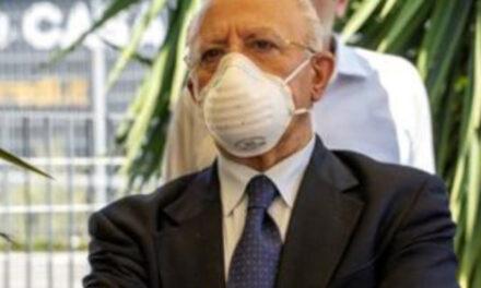 """Emergenza Covid/ Il Governatore De Luca vara """"I centri di accoglienza per asintomatici"""": c'è aria di un nuovo bussiness"""