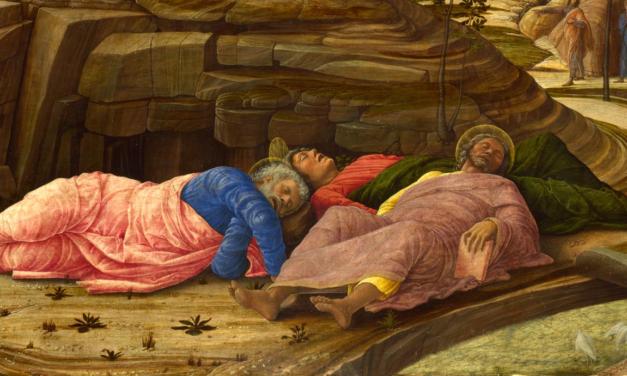 Scacco all'Arte / Andrea Mantegna
